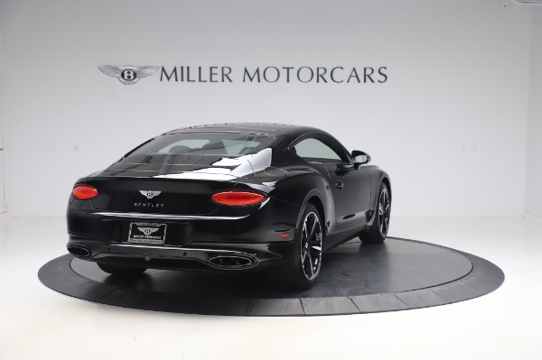 New 2020 Bentley Continental GT W12 for sale $274,090 at Pagani of Greenwich in Greenwich CT 06830 7