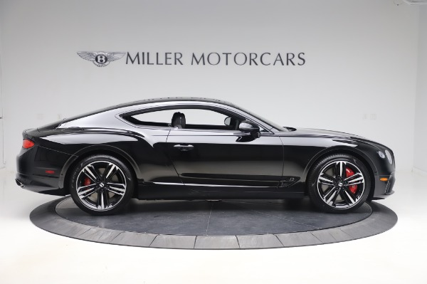 New 2020 Bentley Continental GT W12 for sale $274,090 at Pagani of Greenwich in Greenwich CT 06830 9