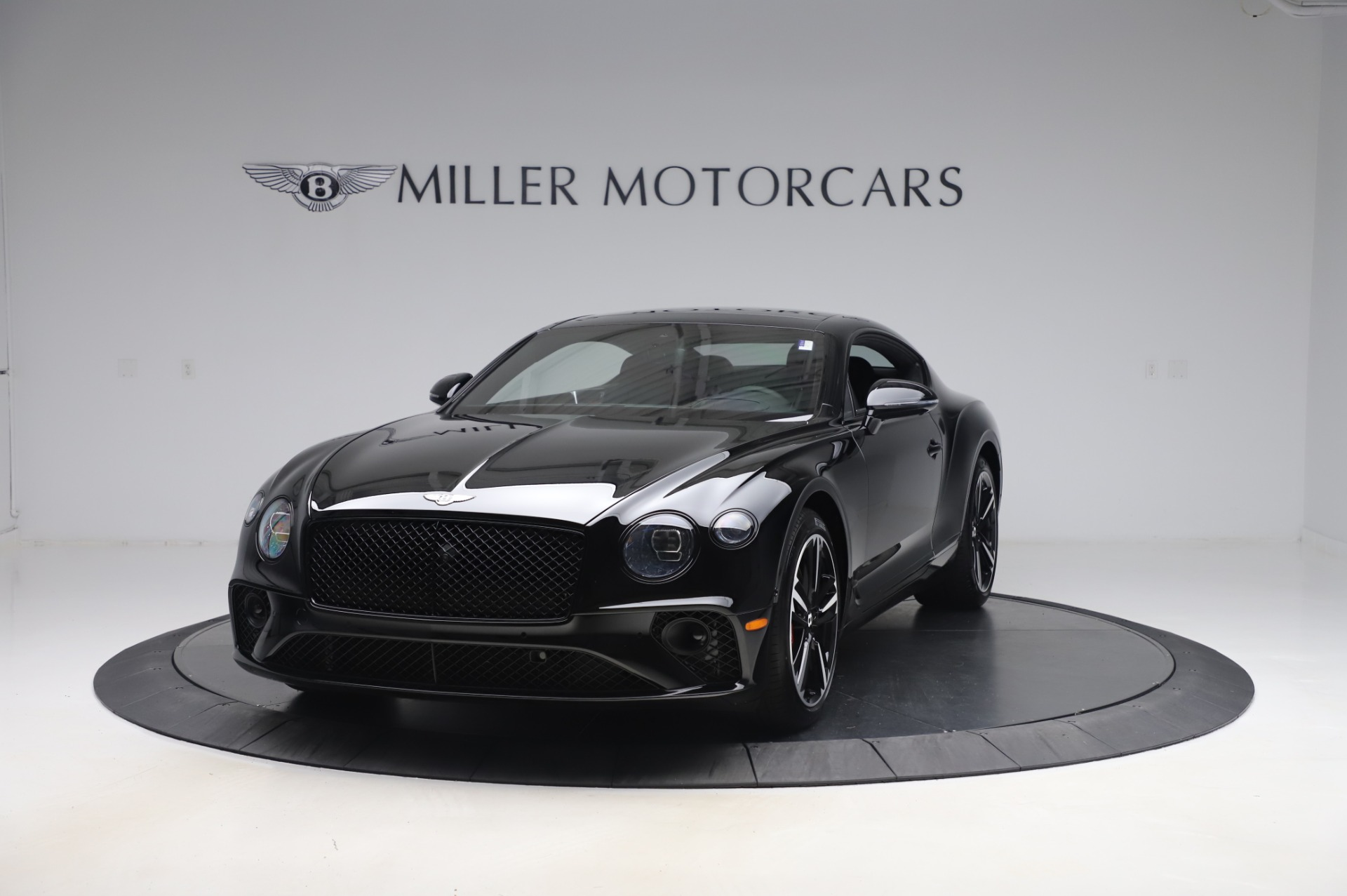 New 2020 Bentley Continental GT W12 for sale $274,090 at Pagani of Greenwich in Greenwich CT 06830 1