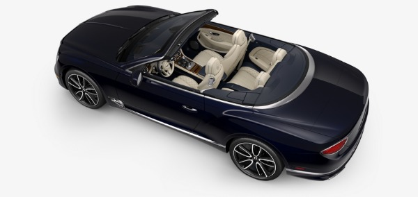 New 2020 Bentley Continental GTC W12 for sale Sold at Pagani of Greenwich in Greenwich CT 06830 4