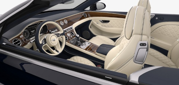 New 2020 Bentley Continental GTC W12 for sale Sold at Pagani of Greenwich in Greenwich CT 06830 7