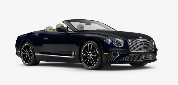 New 2020 Bentley Continental GTC W12 for sale Sold at Pagani of Greenwich in Greenwich CT 06830 1