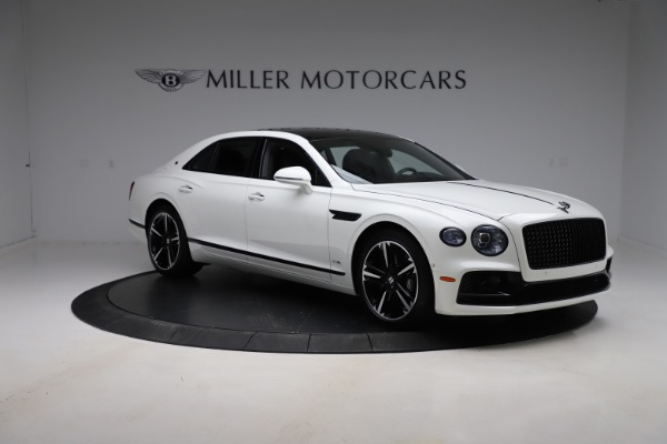 New 2020 Bentley Flying Spur W12 First Edition for sale $274,135 at Pagani of Greenwich in Greenwich CT 06830 11