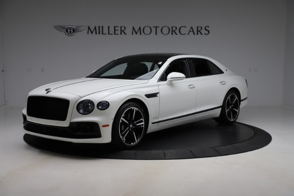 New 2020 Bentley Flying Spur W12 First Edition for sale $274,135 at Pagani of Greenwich in Greenwich CT 06830 2