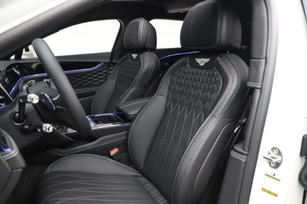 New 2020 Bentley Flying Spur W12 First Edition for sale $274,135 at Pagani of Greenwich in Greenwich CT 06830 20