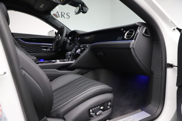 New 2020 Bentley Flying Spur W12 First Edition for sale $274,135 at Pagani of Greenwich in Greenwich CT 06830 28