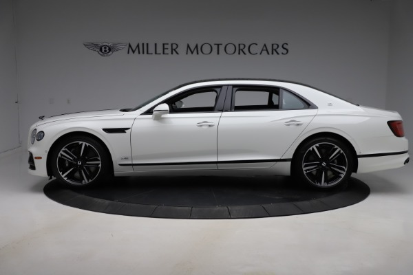 New 2020 Bentley Flying Spur W12 First Edition for sale $274,135 at Pagani of Greenwich in Greenwich CT 06830 3