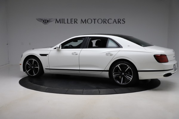 New 2020 Bentley Flying Spur W12 First Edition for sale $274,135 at Pagani of Greenwich in Greenwich CT 06830 4