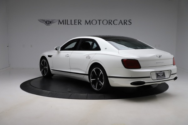New 2020 Bentley Flying Spur W12 First Edition for sale $274,135 at Pagani of Greenwich in Greenwich CT 06830 5