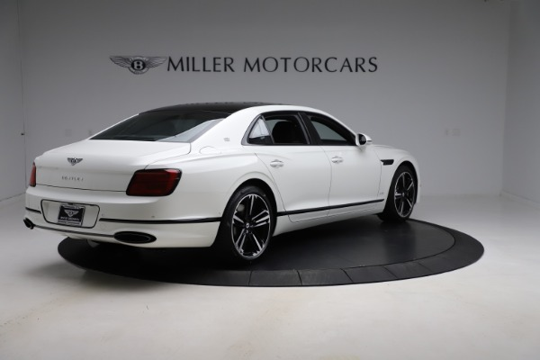 New 2020 Bentley Flying Spur W12 First Edition for sale $274,135 at Pagani of Greenwich in Greenwich CT 06830 8