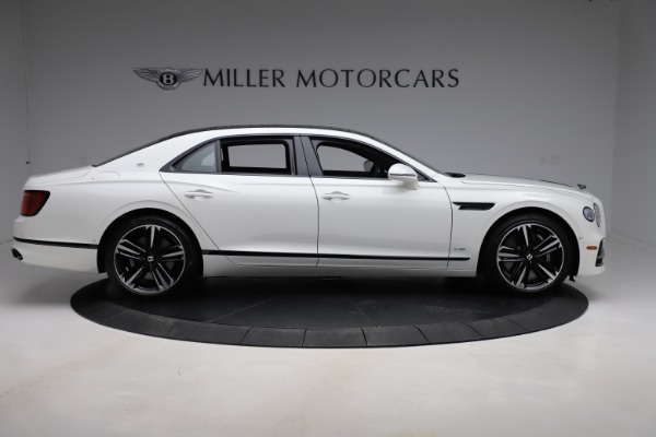New 2020 Bentley Flying Spur W12 First Edition for sale $274,135 at Pagani of Greenwich in Greenwich CT 06830 9