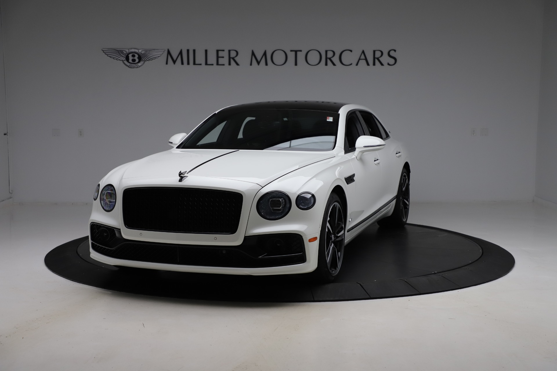 New 2020 Bentley Flying Spur W12 First Edition for sale $274,135 at Pagani of Greenwich in Greenwich CT 06830 1