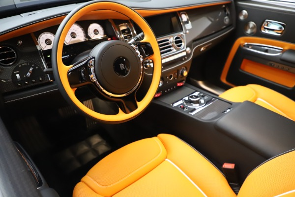 New 2020 Rolls-Royce Ghost Black Badge for sale Sold at Pagani of Greenwich in Greenwich CT 06830 11