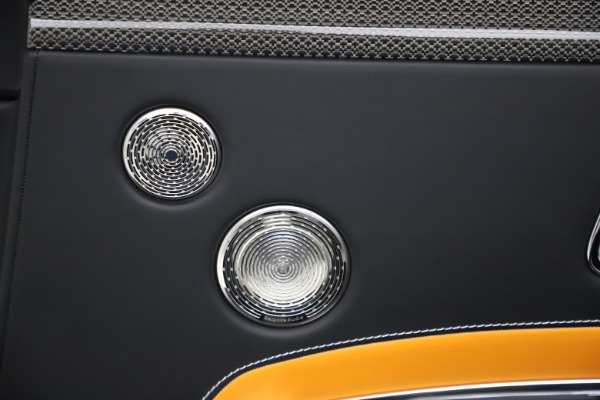 New 2020 Rolls-Royce Ghost Black Badge for sale Sold at Pagani of Greenwich in Greenwich CT 06830 18