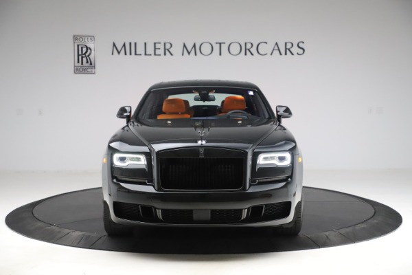 New 2020 Rolls-Royce Ghost Black Badge for sale Sold at Pagani of Greenwich in Greenwich CT 06830 2