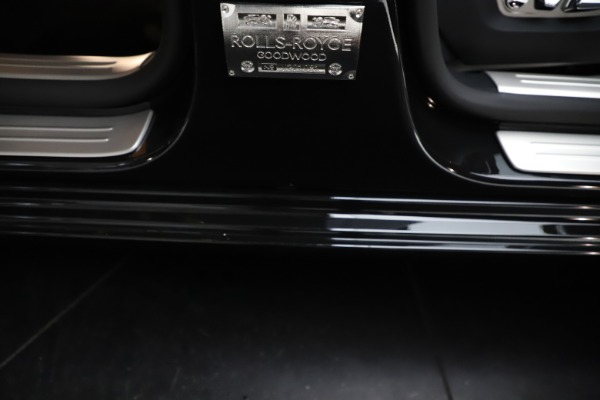 New 2020 Rolls-Royce Ghost Black Badge for sale Sold at Pagani of Greenwich in Greenwich CT 06830 24