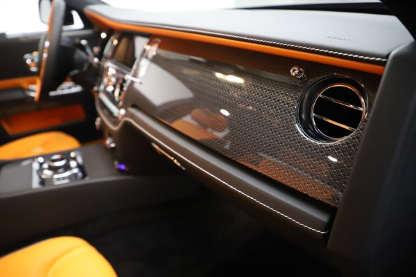 New 2020 Rolls-Royce Ghost Black Badge for sale Sold at Pagani of Greenwich in Greenwich CT 06830 25
