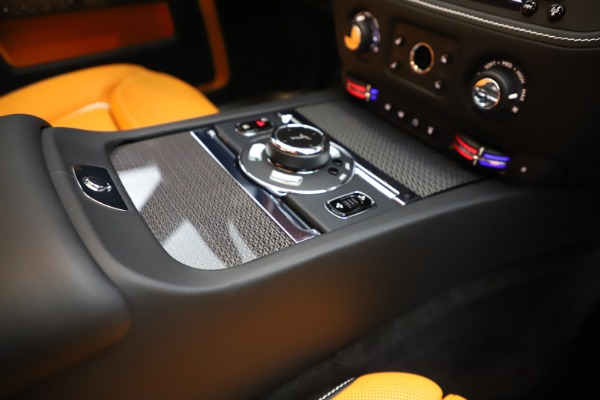 New 2020 Rolls-Royce Ghost Black Badge for sale Sold at Pagani of Greenwich in Greenwich CT 06830 26