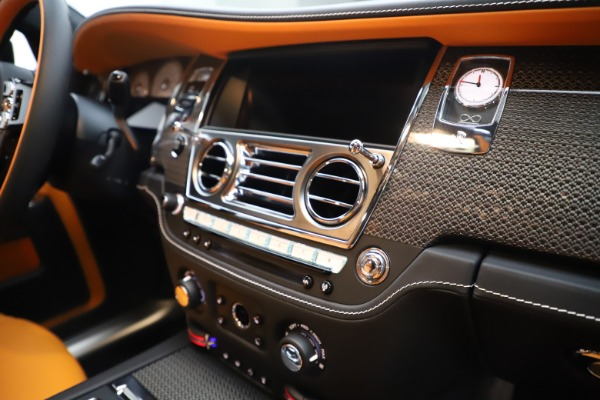New 2020 Rolls-Royce Ghost Black Badge for sale Sold at Pagani of Greenwich in Greenwich CT 06830 27