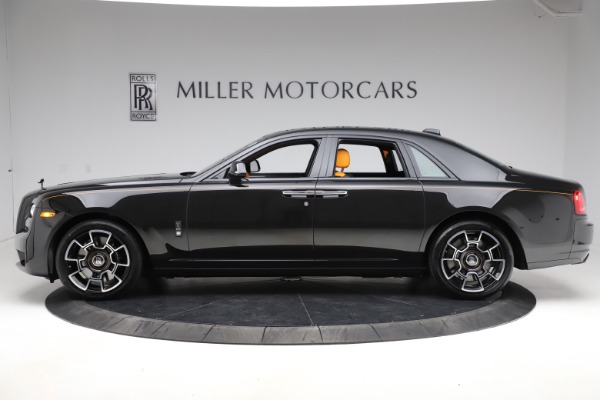 New 2020 Rolls-Royce Ghost Black Badge for sale Sold at Pagani of Greenwich in Greenwich CT 06830 3