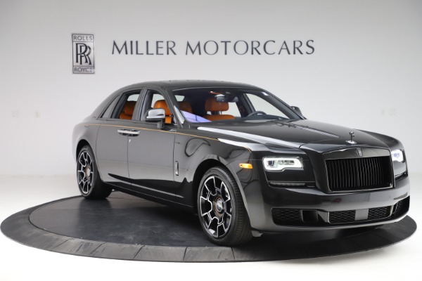 New 2020 Rolls-Royce Ghost Black Badge for sale Sold at Pagani of Greenwich in Greenwich CT 06830 7