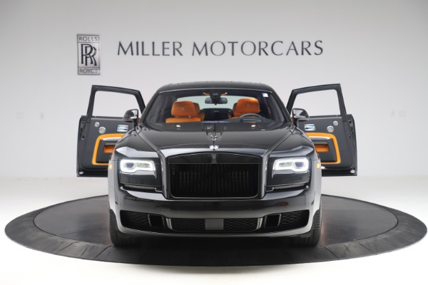 New 2020 Rolls-Royce Ghost Black Badge for sale Sold at Pagani of Greenwich in Greenwich CT 06830 8