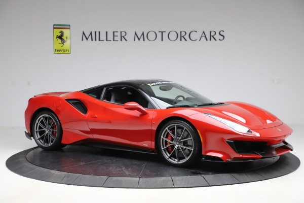 Used 2019 Ferrari 488 Pista for sale $451,702 at Pagani of Greenwich in Greenwich CT 06830 10