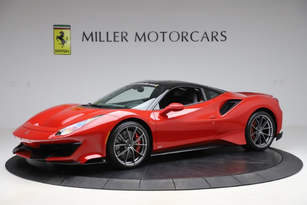 Used 2019 Ferrari 488 Pista for sale $451,702 at Pagani of Greenwich in Greenwich CT 06830 2