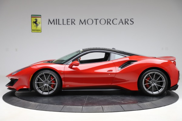 Used 2019 Ferrari 488 Pista for sale $451,702 at Pagani of Greenwich in Greenwich CT 06830 3