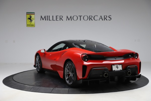 Used 2019 Ferrari 488 Pista for sale $451,702 at Pagani of Greenwich in Greenwich CT 06830 5