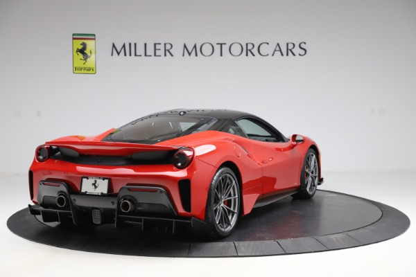 Used 2019 Ferrari 488 Pista for sale $451,702 at Pagani of Greenwich in Greenwich CT 06830 7