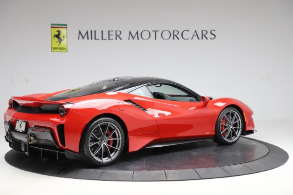 Used 2019 Ferrari 488 Pista for sale $451,702 at Pagani of Greenwich in Greenwich CT 06830 8