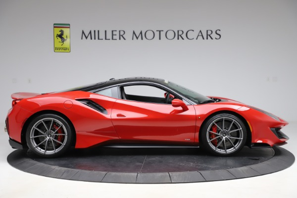 Used 2019 Ferrari 488 Pista for sale $451,702 at Pagani of Greenwich in Greenwich CT 06830 9