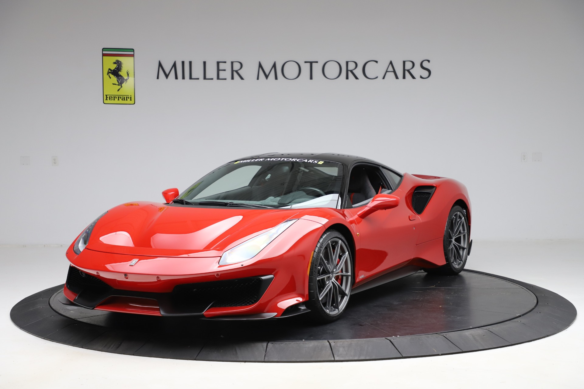 Used 2019 Ferrari 488 Pista for sale $451,702 at Pagani of Greenwich in Greenwich CT 06830 1