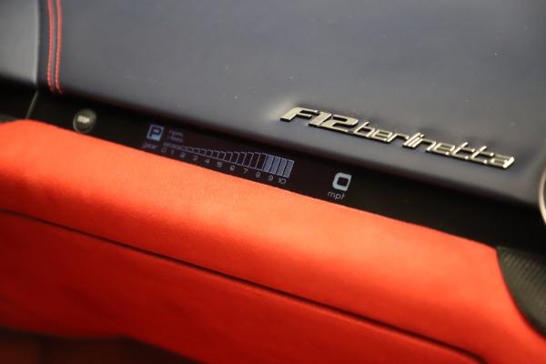 Used 2015 Ferrari F12 Berlinetta for sale $229,900 at Pagani of Greenwich in Greenwich CT 06830 23