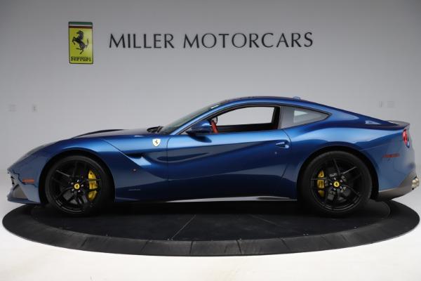 Used 2015 Ferrari F12 Berlinetta for sale $229,900 at Pagani of Greenwich in Greenwich CT 06830 3