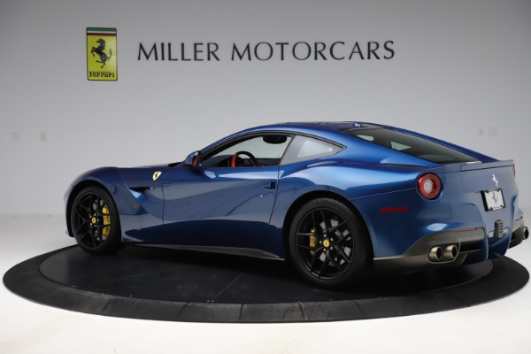 Used 2015 Ferrari F12 Berlinetta for sale $229,900 at Pagani of Greenwich in Greenwich CT 06830 4
