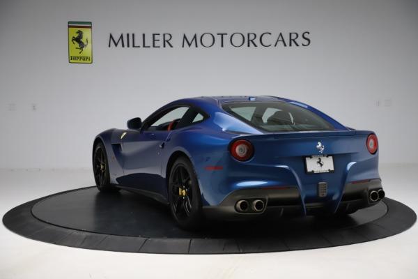 Used 2015 Ferrari F12 Berlinetta for sale $229,900 at Pagani of Greenwich in Greenwich CT 06830 5