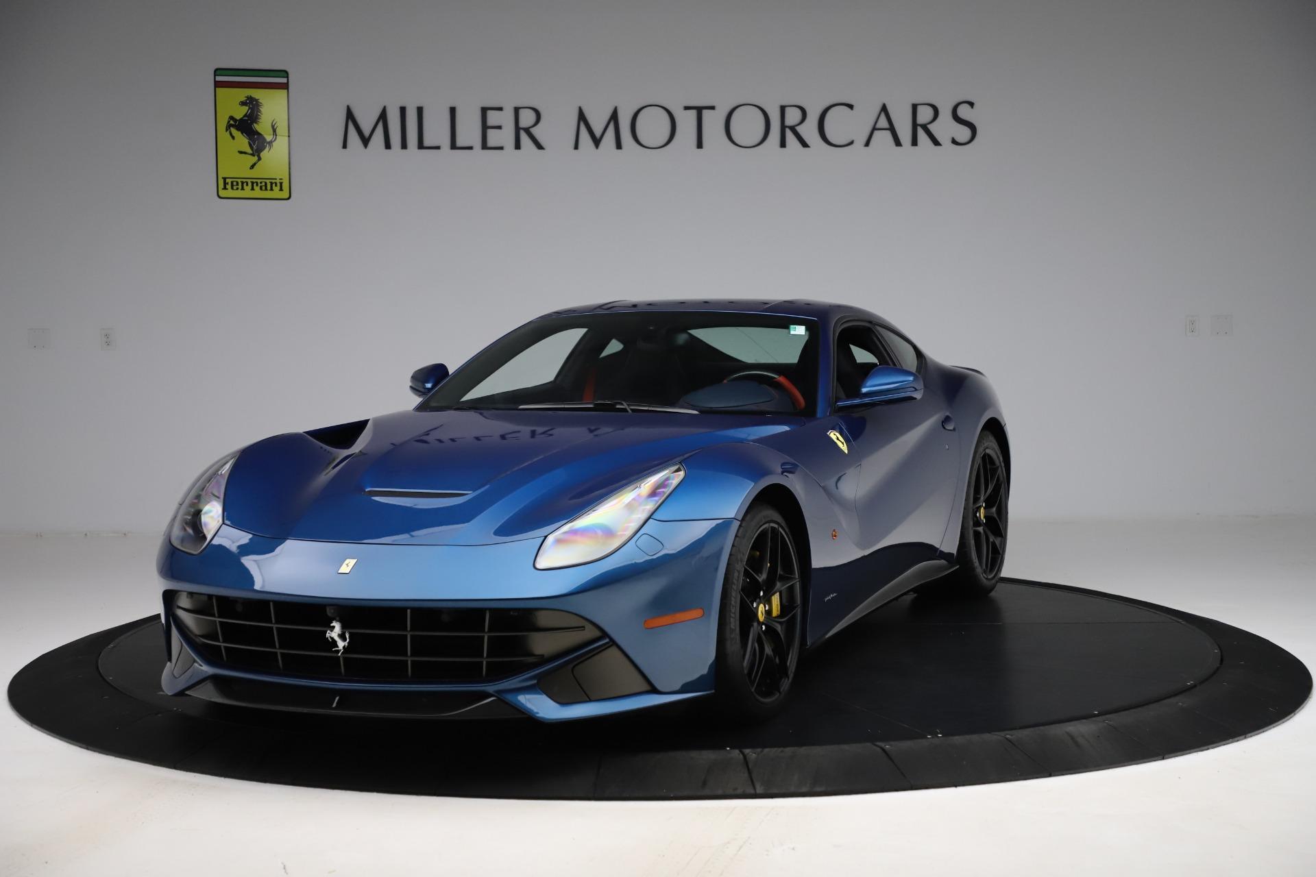 Used 2015 Ferrari F12 Berlinetta for sale $229,900 at Pagani of Greenwich in Greenwich CT 06830 1