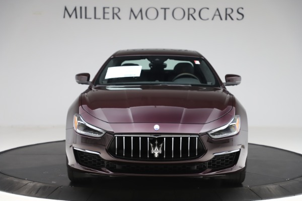 New 2020 Maserati Ghibli S Q4 GranLusso for sale $94,335 at Pagani of Greenwich in Greenwich CT 06830 12