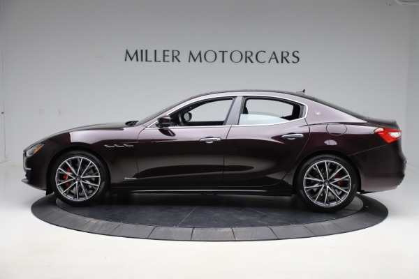 New 2020 Maserati Ghibli S Q4 GranLusso for sale $94,335 at Pagani of Greenwich in Greenwich CT 06830 3