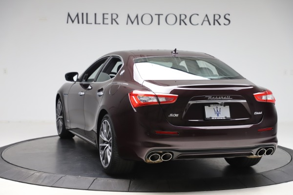 New 2020 Maserati Ghibli S Q4 GranLusso for sale $94,335 at Pagani of Greenwich in Greenwich CT 06830 5