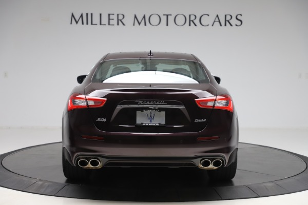 New 2020 Maserati Ghibli S Q4 GranLusso for sale $94,335 at Pagani of Greenwich in Greenwich CT 06830 6