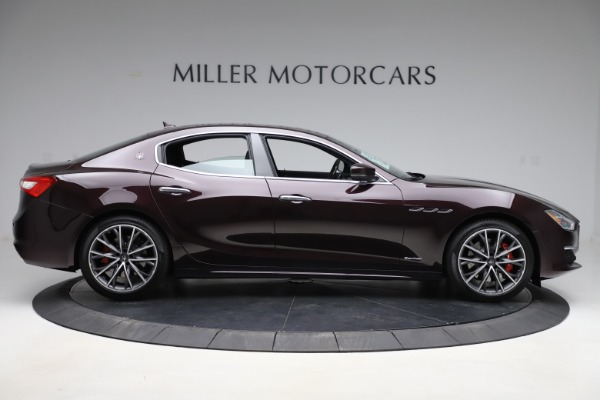 New 2020 Maserati Ghibli S Q4 GranLusso for sale $94,335 at Pagani of Greenwich in Greenwich CT 06830 9