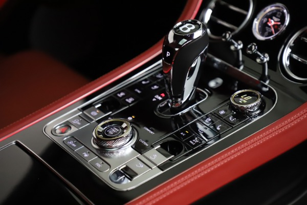 New 2020 Bentley Continental GT W12 for sale Sold at Pagani of Greenwich in Greenwich CT 06830 28