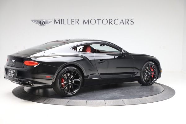 New 2020 Bentley Continental GT W12 for sale Sold at Pagani of Greenwich in Greenwich CT 06830 8
