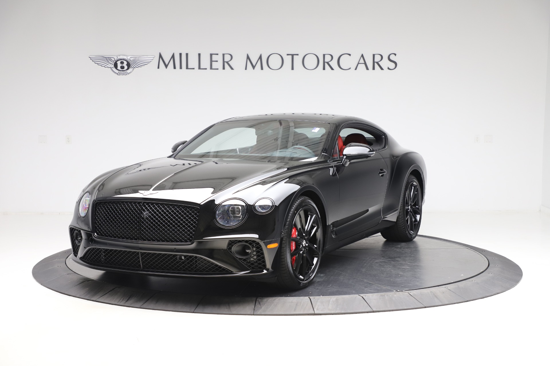 New 2020 Bentley Continental GT W12 for sale Sold at Pagani of Greenwich in Greenwich CT 06830 1