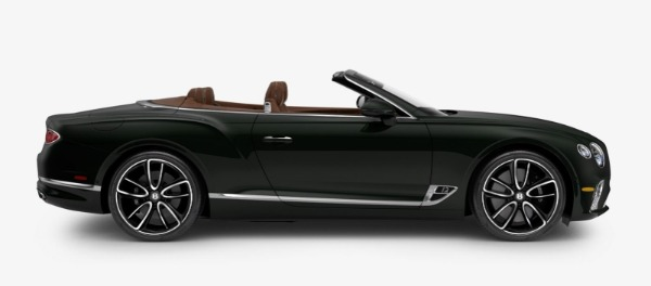 New 2020 Bentley Continental GTC W12 for sale Call for price at Pagani of Greenwich in Greenwich CT 06830 2