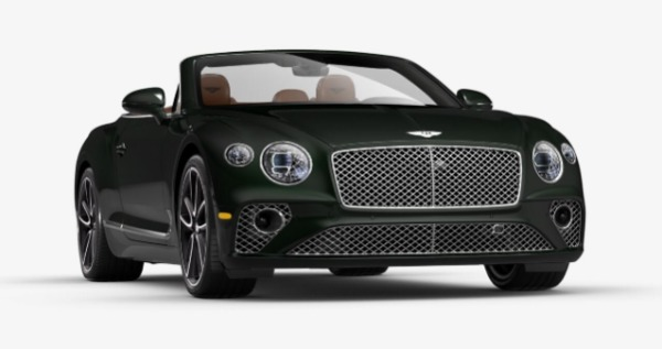 New 2020 Bentley Continental GTC W12 for sale Call for price at Pagani of Greenwich in Greenwich CT 06830 5