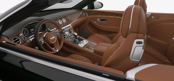 New 2020 Bentley Continental GTC W12 for sale Call for price at Pagani of Greenwich in Greenwich CT 06830 7